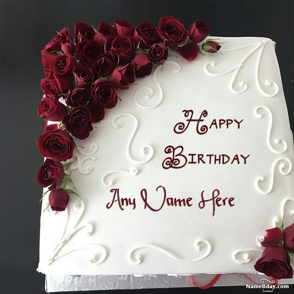 Enjoyable Happy Birthday Cake Name Edit Option Funny Birthday Cards Online Aeocydamsfinfo