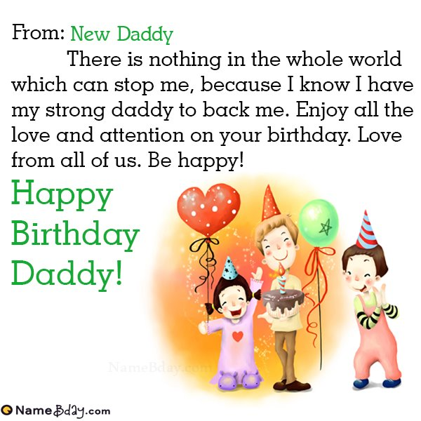 Images Of Happy Birthday Daddy From Son
