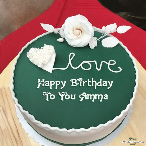 Create Birthday Cake With Name Editor