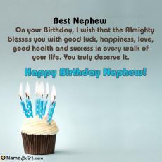 happy birthday best nephew