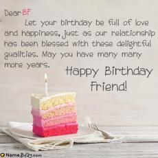 happy birthday bf