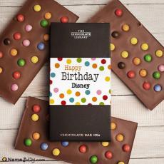 happy birthday disney