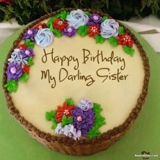 happy birthday my darling sister