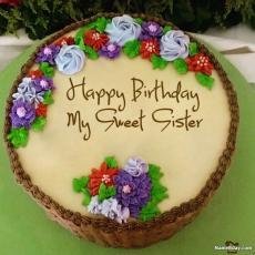 happy birthday my sweet sister