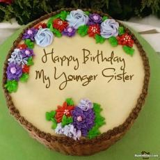 happy birthday my younger sister